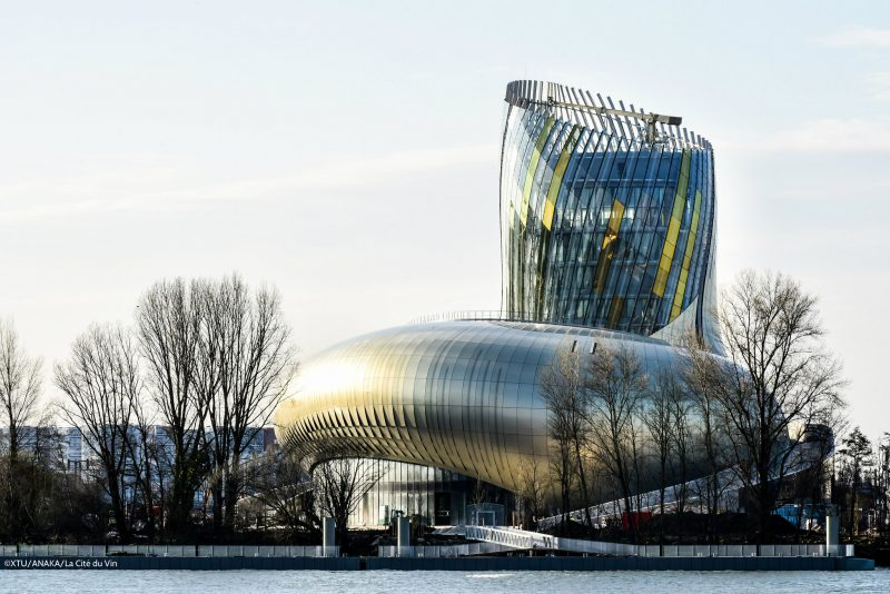 Fotó: XTU/Casson Mann/ANAKA/La Cité du Vin